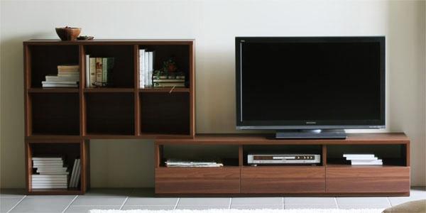KỆ  TV KẾT HỢP KỆ SÁCH